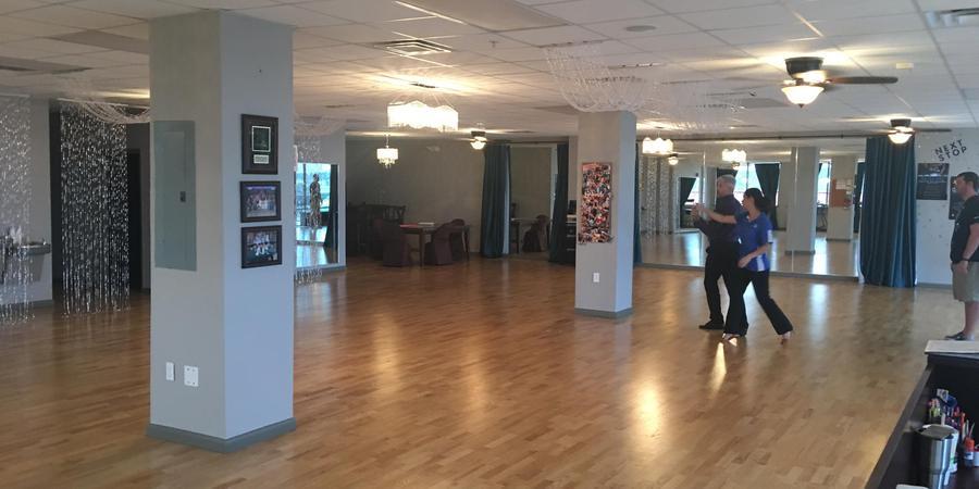Arthur Murray Dance Studio - Clermont wedding Orlando