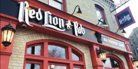 Red Lion Pub wedding Milwaukee
