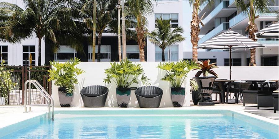 Hotel Croydon Miami Beach Venue