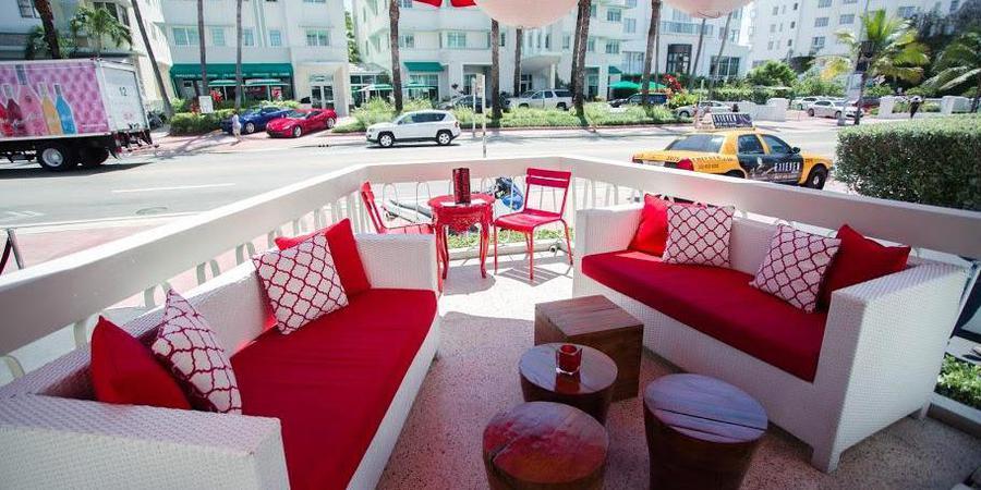 The Catalina Hotel wedding Miami