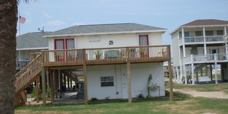 Out By The Sea Bed And Breakfast wedding Houston