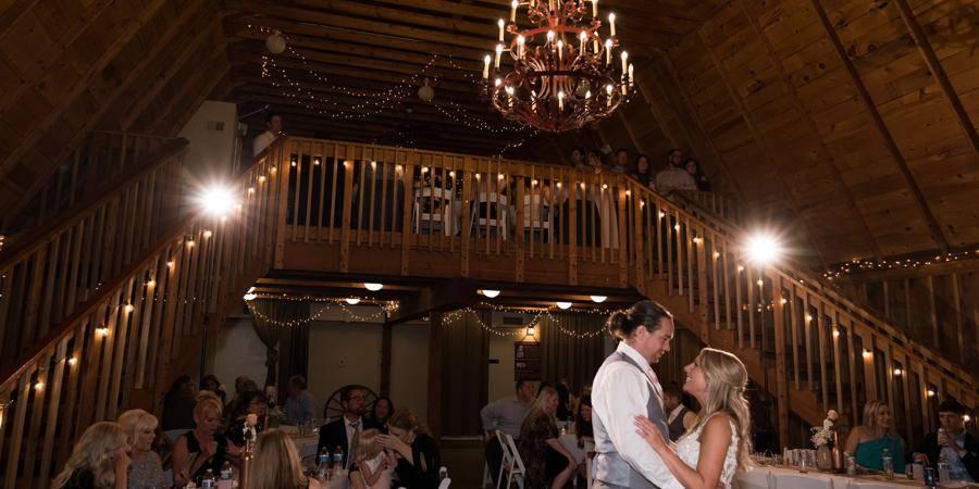 Alexander Majors Barn wedding Kansas City