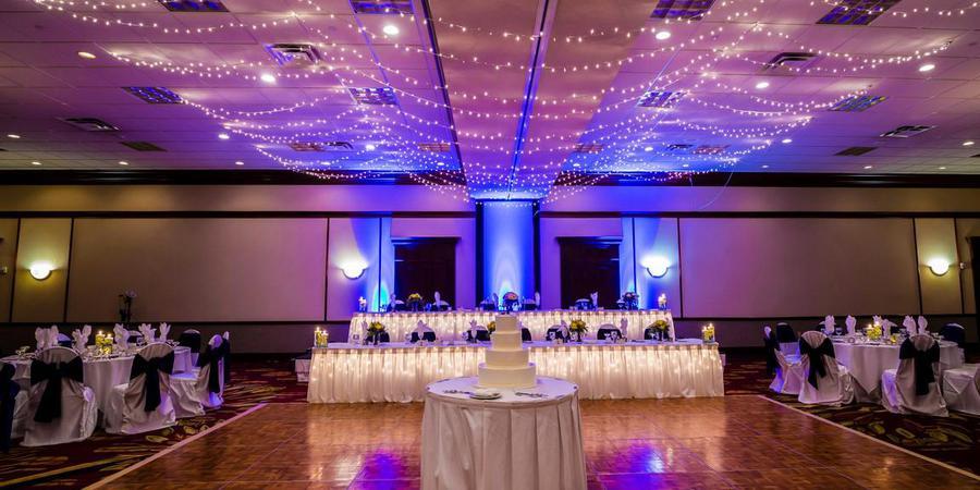 Chicago Marriott Northwest wedding Chicago