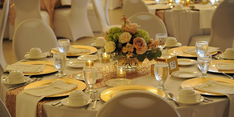 Tripoli Shrine Center wedding Milwaukee