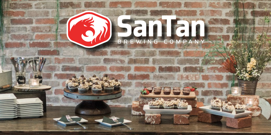 SanTan Brewing Company wedding Phoenix/Scottsdale