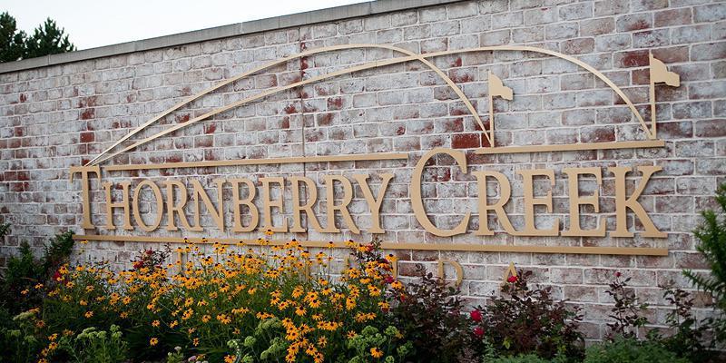 Thornberry Creek at Oneida wedding Green Bay