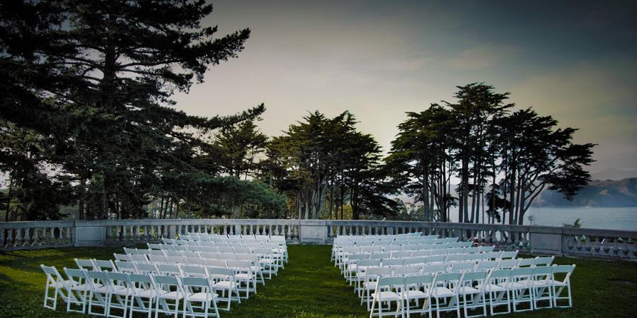 Legion of Honor wedding San Francisco