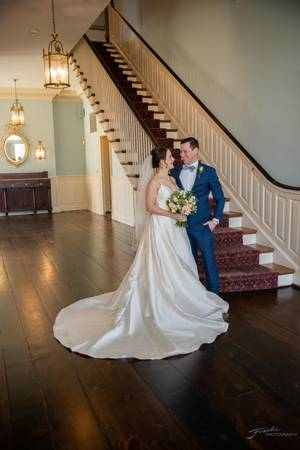 Bellevue Hall wedding Delaware