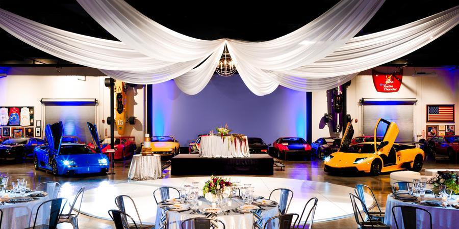 Marconi Automotive Museum wedding Orange County