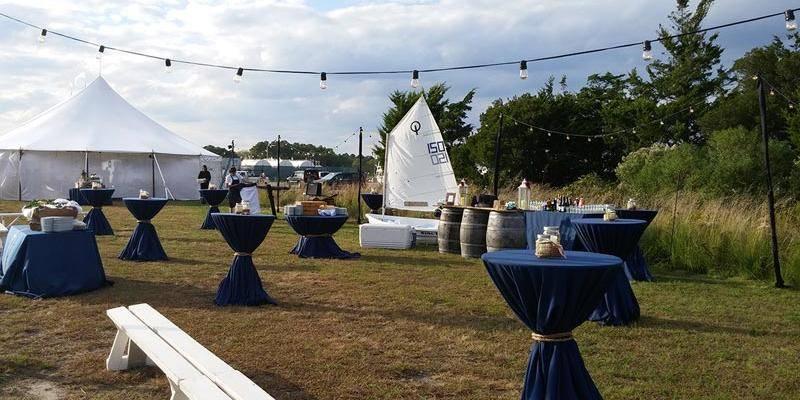 Indian River Marina wedding Delaware