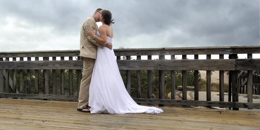 Cape Henlopen State Park wedding Delaware