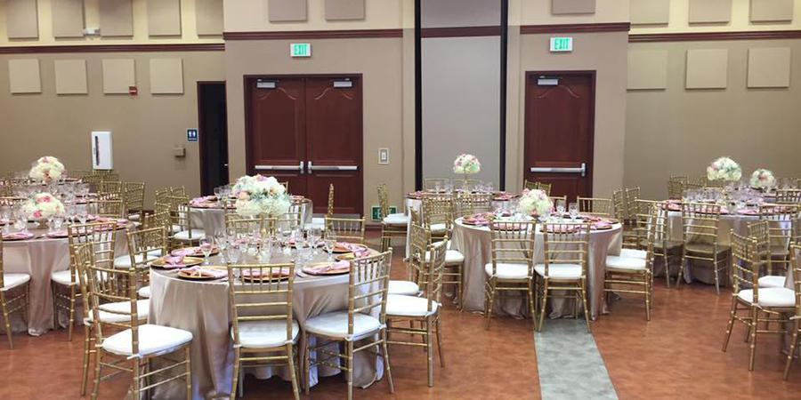 Gene Bianchi Community Center wedding Central Valley