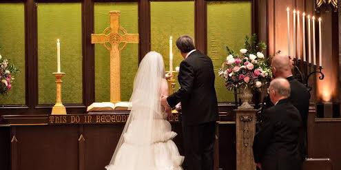 Beverly Hills Presbyterian Church wedding Los Angeles