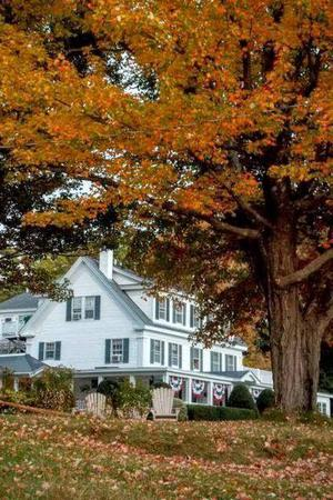Harpswell Inn wedding Maine