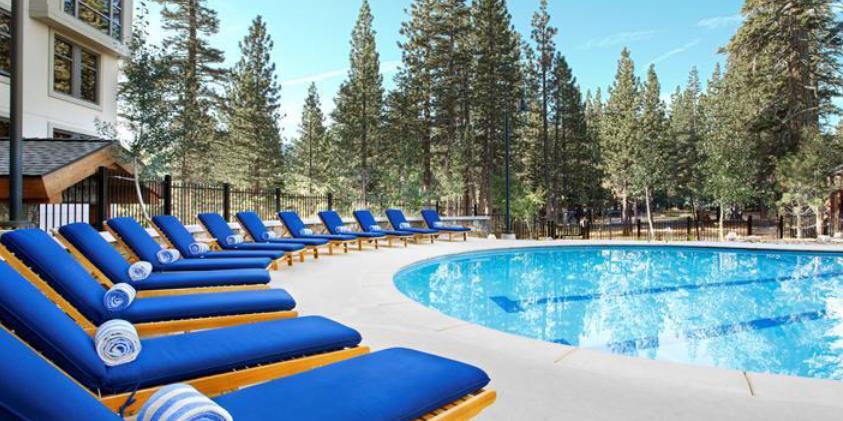 The Westin Monache Resort, Mammoth wedding Yosemite