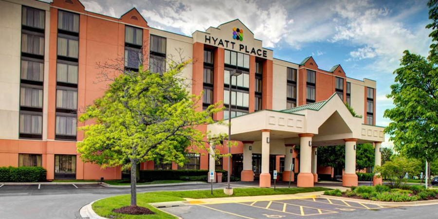 Hyatt Place Atlanta/Norcross/Peachtree wedding Atlanta