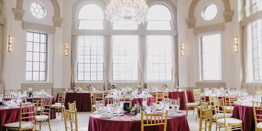 Warwick Allerton- Chicago wedding Chicago