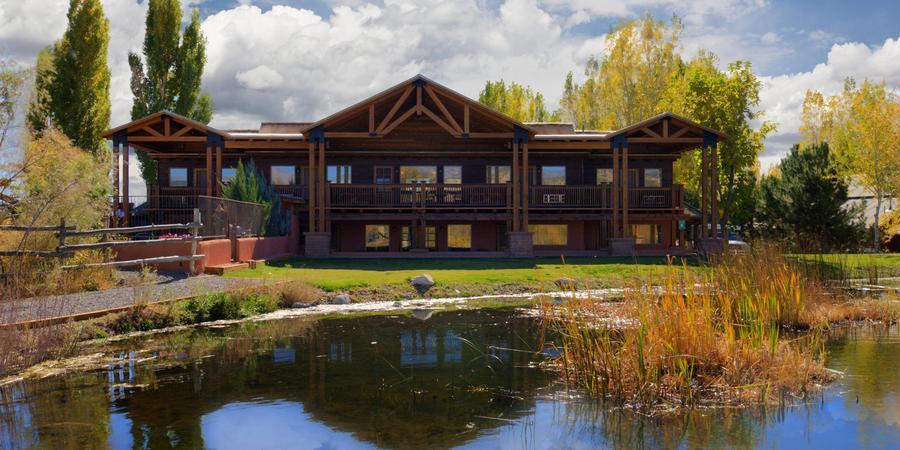 Boulder Mountain Lodge wedding South Utah