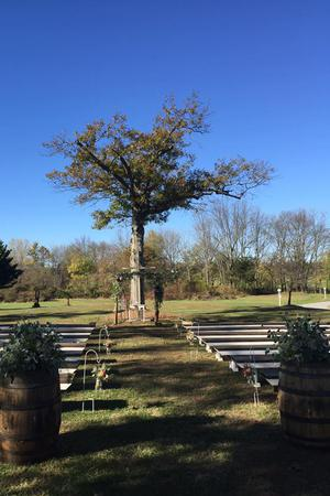 Brandy Hill Farm wedding Northern Virginia