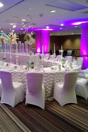 Crowne Plaza Danbury wedding Litchfield