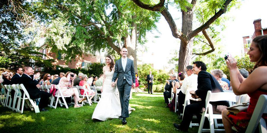 Lee-Fendall House Museum and Garden wedding Northern Virginia