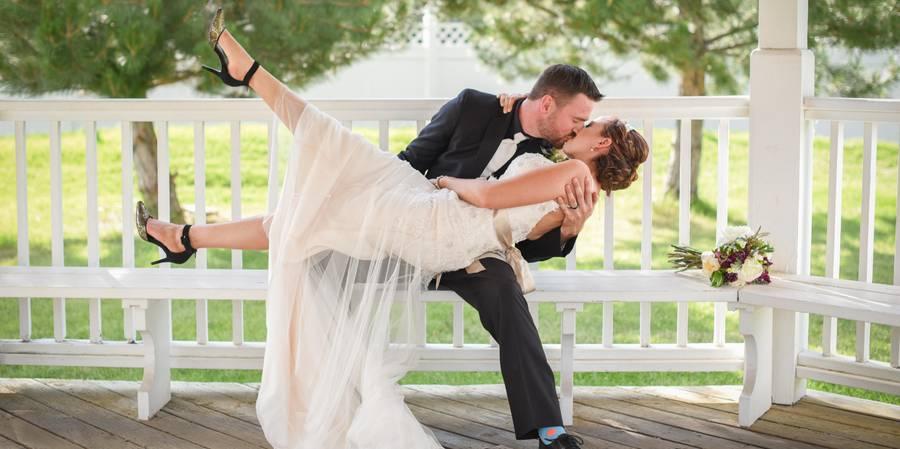 Copper Leaf Gardens & Event Center wedding Denver