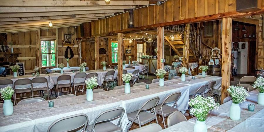 Crooked River Farm wedding Kansas City