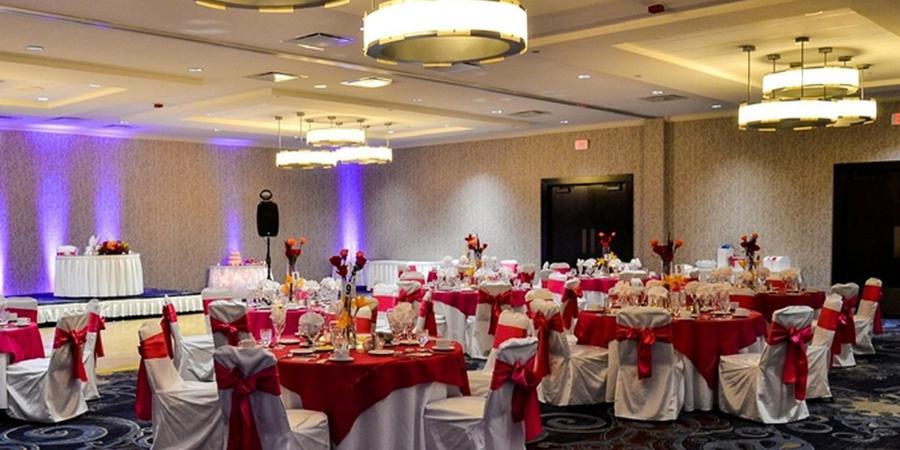 Hilton Springfield wedding Northern Virginia