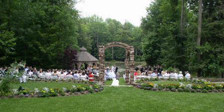 The Woods Bed & Breakfast wedding Lehigh Valley/Poconos