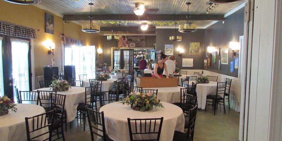 Deer Creek Winery & Inn wedding Pittsburgh