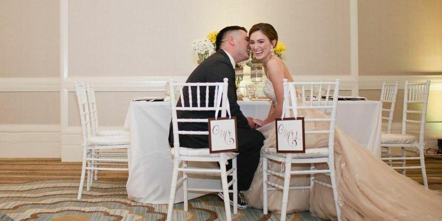 Crowne Plaza Redondo Beach and Marina Hotel wedding Los Angeles