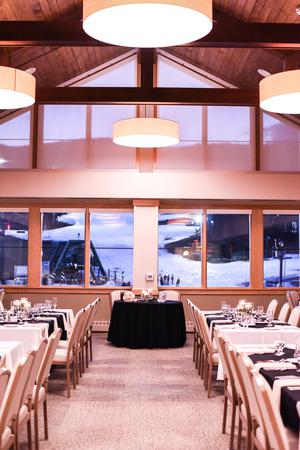 Whitetail Ski Resort wedding South Central PA