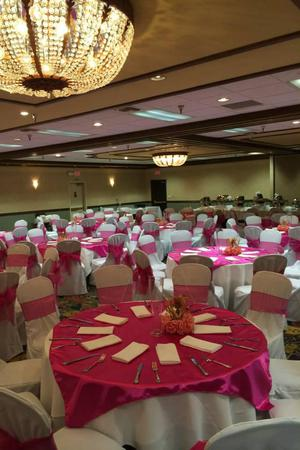 Embassy Suites Palm Desert wedding Palm Springs