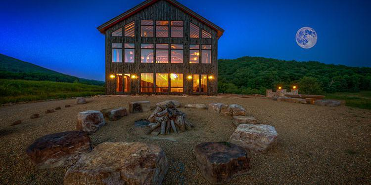 The Lodge At Crooked River wedding Southwest Virginia