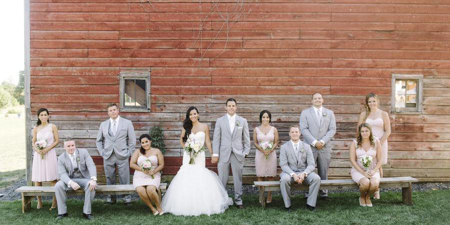 Owl's Hoot Barn wedding Eastern Adirondacks/Lake Champlain