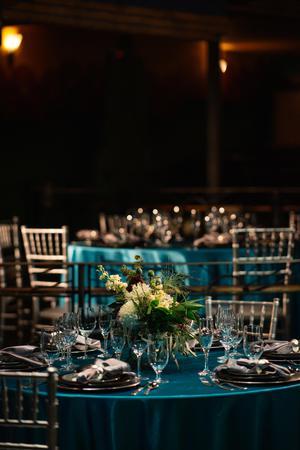 The Gothic Theatre wedding Denver