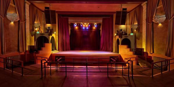 The Bluebird Theater wedding Denver