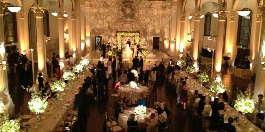 Vibiana wedding Los Angeles