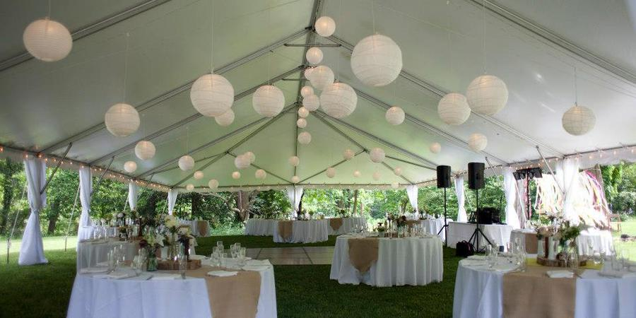 The Hendry House wedding Northern Virginia
