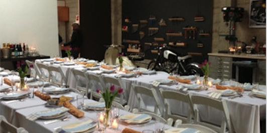 Piston & Chain wedding San Francisco