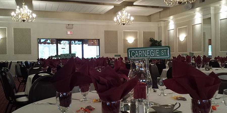 Riverside Landings & Greek Orthodox Social Hall By Elegant Catering wedding Pittsburgh