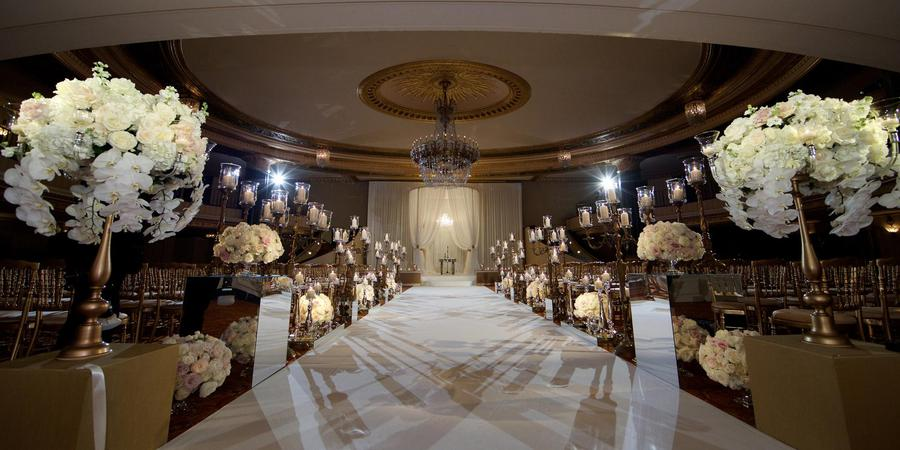 InterContinental Magnificent Mile wedding Chicago
