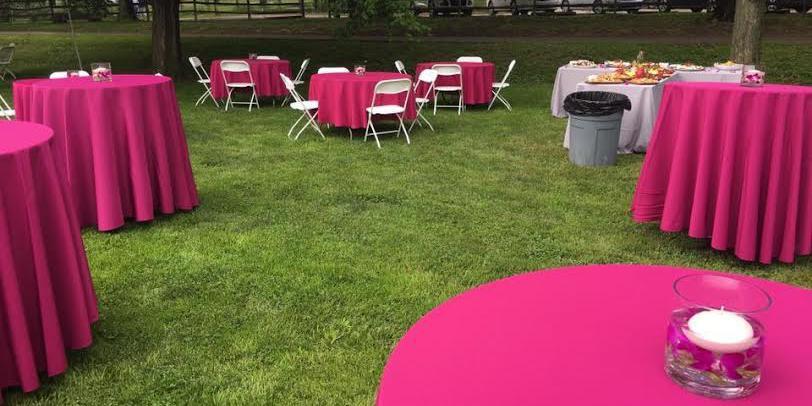 Sandhill Berries/ Greendance Winery By Elegant Catering wedding Pittsburgh