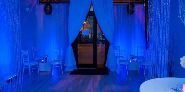 Space 1858 wedding Chicago