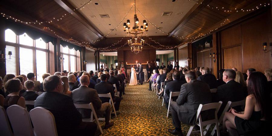Sewickley Heights Golf Club wedding Pittsburgh