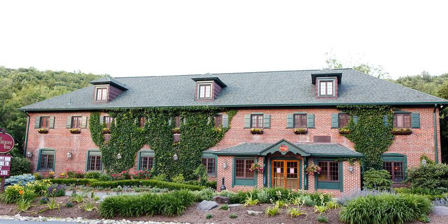 The Beaumont Inn wedding Lehigh Valley/Poconos