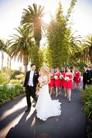 Santa Barbara Zoo wedding Santa Barbara