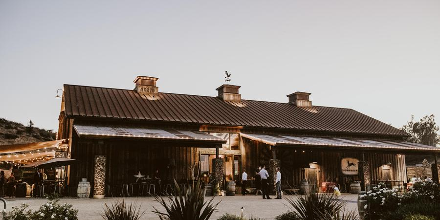 Peltzer Winery wedding Inland Empire