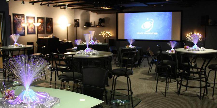 Space Foundation wedding Colorado Springs