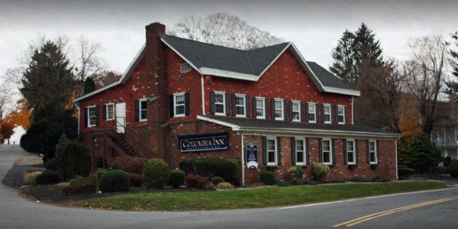 The Columbia Inn wedding North Jersey